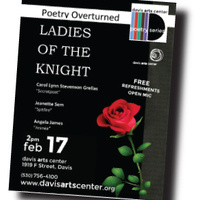 Poetry Overturned – Ladies of the Knight