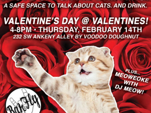 I Love Cats And Drinking: Valentine's Day Edition