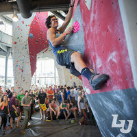 Route Climbing Competition