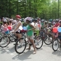 Children's Decorated Bicycle Parade
