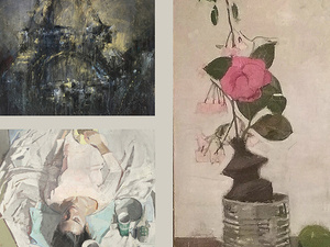OPENING RECEPTION | Ken Karlic, Edmond Praybe and Christopher Stephen Koch