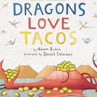 Dragon Love Tacos with Mild Salsa