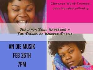 Shalanda Bond Hansboro and the Sounds of Kindred Spirits