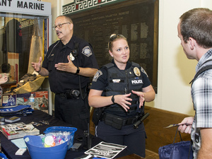 Spring Safety Fair