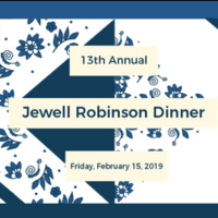 13th Annual Jewell Robinson Dinner