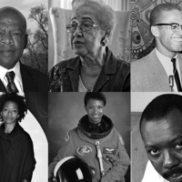 Black History Month Lunch Readings
