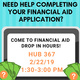 Financial Aid Drop In Hours