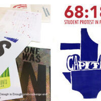 68:18 Student Protest in Print