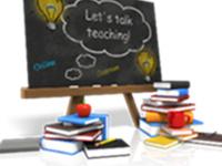 Let's Talk Teaching