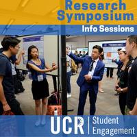 Symposium Information Sessions - Undergraduate Research