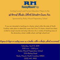 Charter School Education Career Fair