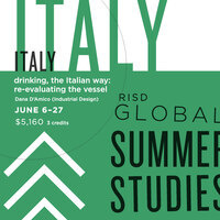RISD Global   Summer Studies in Rome
