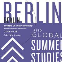 RISD Global | Summer Studies in Berlin