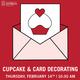 Cupcake & Card Decorating