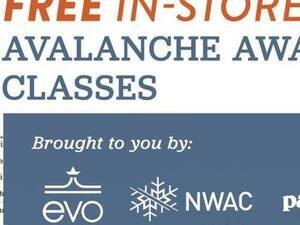 Free Avalanche Awareness Class