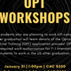 OPT Workshop