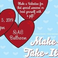 Make-it Take-it: Valentines