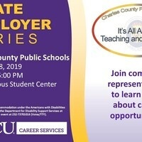 Pirate Employer Series - Charles County Public Schools