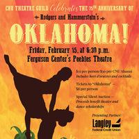 CNU Theatre Guild celebrates the 75th Anniversary of Oklahoma!