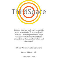 ThirdSpace | Student Affairs