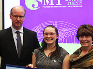 Three Minute Thesis (3MT) Pitt Competition