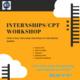 CPT/Internships Workshop for F-1 International Students