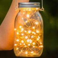 Craft Saturday: DIY Mason Jar Luminaries