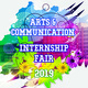 Arts & Communication Internship Fair