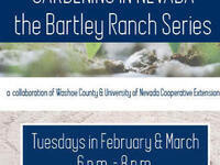 Gardening in Nevada: the Bartley Ranch Series