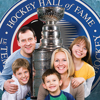 VIP Kids Day at the Hockey Hall of Fame