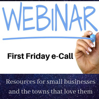 First Friday e-Call- SBIR and STTR Funding for Small Business