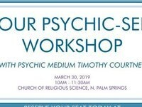 YOUR PSYCHIC-SELF WORKSHOP