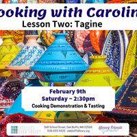 Cooking with Carolina: Tagine