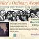Screening: Alice's Ordinary People