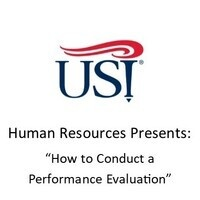 USI Performance Evaluation Training for Support Staff Supervisors and Managers