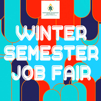 Winter Semester Job Fair
