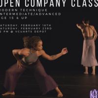 OPEN COMPANY CLASS