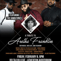 A Tribute to Aretha Franklin Featuring: The Hamiltones