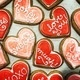 Conversation Heart Cookie Decorating (all GF)