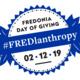 #FREDlanthropy Day of Giving