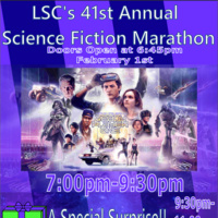 The 41st Annual Science Fiction Marathon