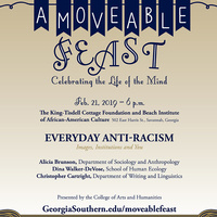 Moveable Feast: Everyday Anti-Racism