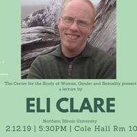 Thinking About Bad Bodies: A Lecture with Eli Clare