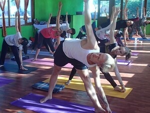 200 Hour Kundalini Yoga Teacher Training in Rishikesh RYS200 (March)