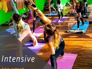 300 Hour Yoga Teacher Training in Rishikesh RYS300 (March)