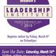 2019 Women's Leadership Institute
