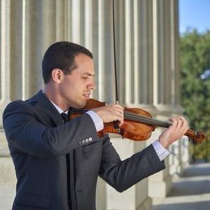 Master Class: Ari Streisfeld, violin