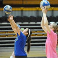 Volleyball All Skills Camp (Grades 6-8)