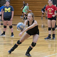 Volleyball All Skills Camp (Grades 9-12)