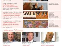 POTPOURRI: House Concert & Soiree
